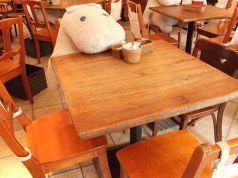 ムーミンベーカリー&カフェ ラクーア店の写真