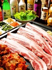とんとん 宇都宮 サムギョプサルのおすすめ料理1