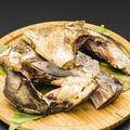 料理メニュー写真旬魚のカマ盛り焼き