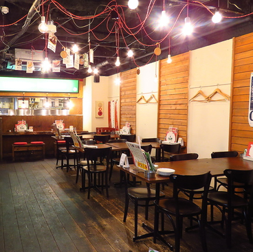 北海道イタリアン居酒屋 エゾバルバンバン 琴似店の雰囲気1