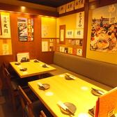 旬鮮 黒豚 へぎそば 大阪 然 ZENの雰囲気3