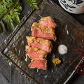 料理メニュー写真極上和牛タンのカツ