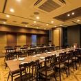 <3F 個室宴会フロア>イス席完全個室最大30名様個室※個室のご予約は11名様以上宴会コースのお客様優先にてご案内となります。お席のみのご予約の場合には2Fビヤホールテーブル席にてご用意させて頂きます。