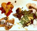 料理メニュー写真サカナバルの5種前菜盛り合せ