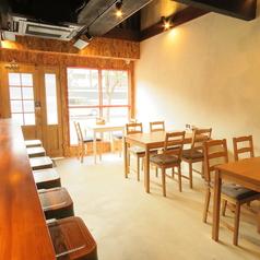 【テーブル】4名様席×2席