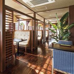 プライベート空間を楽しめる個室 ※写真はイメージです。
