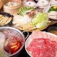 種類豊富なお肉・海鮮、チョレギサラダや冷麺などのサイドメニューまで当店が厳選した100品がすべて食べ放題!財布にやさしくお肉の旨味を満足いくまでご堪能いただけます♪会社の同僚やご家族・学生のお仲間など様々な方々と、様々なシーンで、ご堪能下さい!!