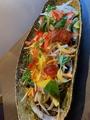 料理メニュー写真8種類の野菜サラダ
