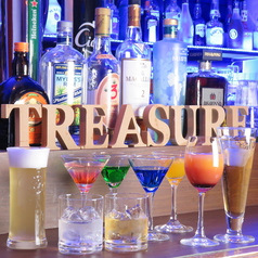 Bar lounge Treasureの写真