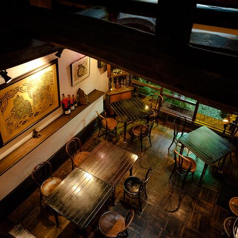 天井桟敷は、自然派 古民家レストランです。通常営業時間になりました!!