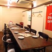 北海道イタリアン居酒屋 エゾバルバンバン 琴似店の雰囲気2