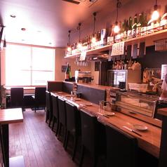 串揚げ酒場 大和食堂の雰囲気1