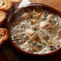料理メニュー写真牡蠣とツブ貝アヒージョ