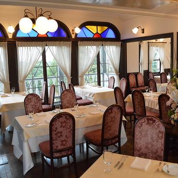 山手十番館 レストラン&カフェの雰囲気1