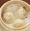 料理メニュー写真小龍包(3個)