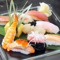 料理メニュー写真にぎり寿司(1人前)松