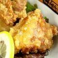 料理メニュー写真若鶏唐揚げ
