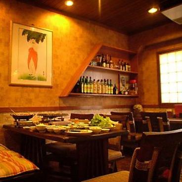 韓国料理 オモニ 浜松の雰囲気1