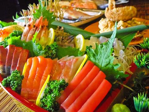 神戸発、旧居留地の美味しい唐揚げと海の旨いもんが食べられる店