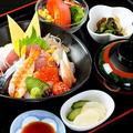 料理メニュー写真ちらし寿司 松