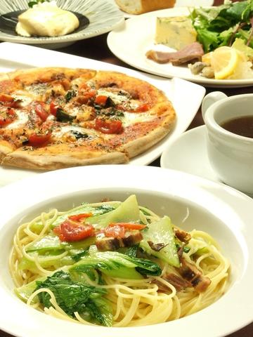 瀬戸内の旬を味わえるイタリアンLUDI。ランチ・カフェ・ディナーと様々なシーンに対応