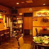 韓国料理 オモニ 浜松の雰囲気2
