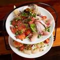 料理メニュー写真『当日の水揚げ次第!』 名物!海の幸のカルパッチョ6点盛り