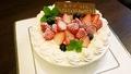 料理メニュー写真手作りケーキ