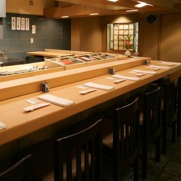 寿司田 東急プラザ赤坂店の雰囲気1
