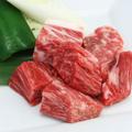 料理メニュー写真≪黒毛和牛≫サイコロステーキ 100g