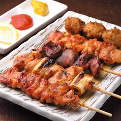 鶏や梵のおすすめ料理1