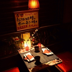 祇園8卓  掘りごたつ個室