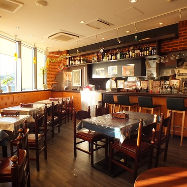 インド料理 スーリヤ 中目黒店の雰囲気1
