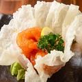 料理メニュー写真小エビのプリッと マヨネーズ / チリソース