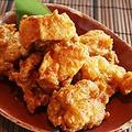 料理メニュー写真比内地鶏のから揚げ
