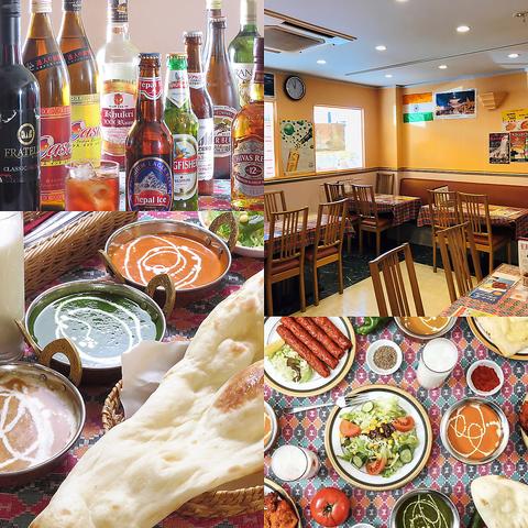 オアシス インド レストラン
