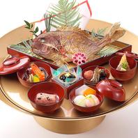 ご家族の節目をお祝いする、伝統的なお料理もおまかせ。