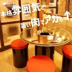 東京 赤い屋台 新宿店の雰囲気1
