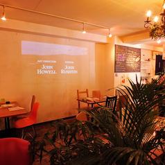 ミジンコ食堂の雰囲気1