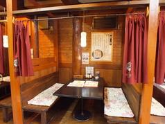 ◆プライベートな個室空間でゆったりとしたひと時を◎みんなでワイワイ飲み会におすすめ◎