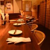 かき小屋よもだ JR三田駅前店の雰囲気2
