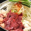 料理メニュー写真赤鍋※大の料金です