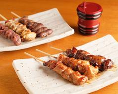 鶏串焼き Yaki-tori