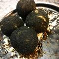料理メニュー写真黒トリュフのライスコロッケ