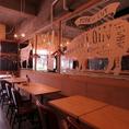 小規模の宴会に最適!おいしいお食事を楽しみながら楽しいひと時をお楽しみください♪ 居酒屋のご予約は 横浜駅 チーズ 横浜 居酒屋 女子会 個室 飲み放題 誕生日を当店で!
