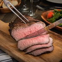 肉のプロがお届けする自慢の料理