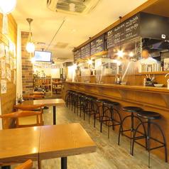 Cafe kitchen T.D.F.の雰囲気1