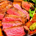 料理メニュー写真黒毛和牛 ランプ(100g)