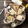 料理メニュー写真国産無菌牡蠣