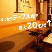 東京 赤い屋台 新宿店の雰囲気2